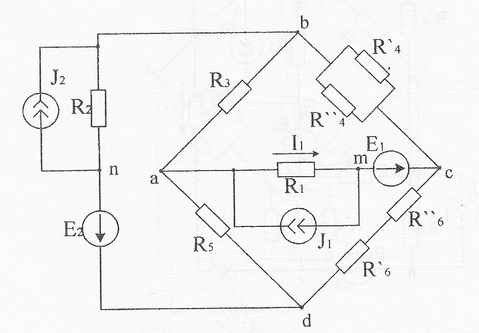 схеме с источником тока,